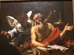 Saint Jerome and the Angel - Simon Vouet