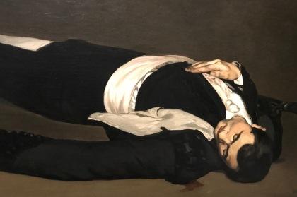 The Dead Toreador - Edouard Manet