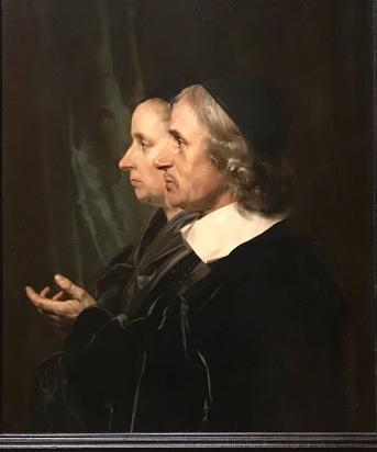 Portrait of the Artist's Parents, Salomon de Bray and Anna Westerbaen - Jan de Bray