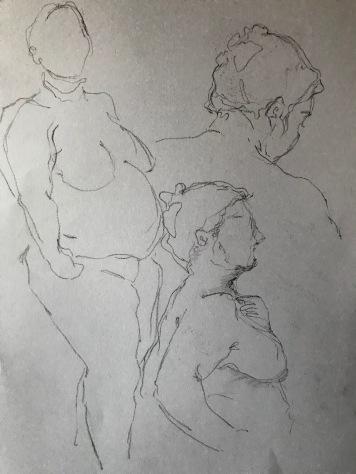 Female Nude C