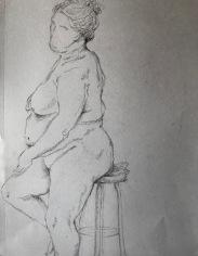 Female Nude D