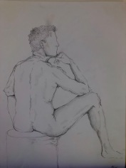 Male Nude B